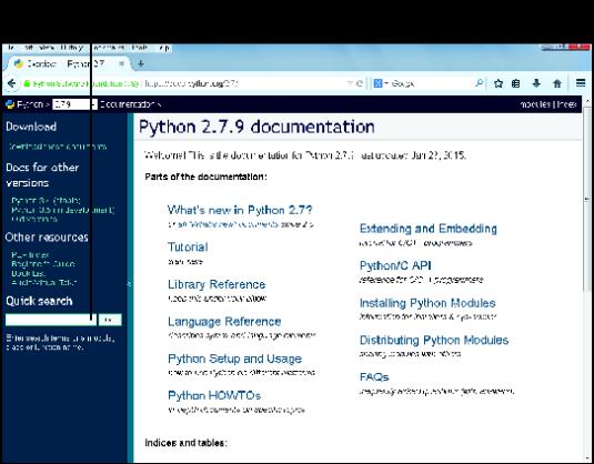 """<b/></noscript>Figure 1<b>:</b> Python's online documentation can help."""" width=""""535″/> <div class="""