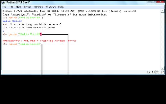 "<b/></noscript>Figure 3: Command line history copies lines so you can fix errors."" width=""535″/> <div class="