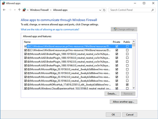 How to Allow Firewall Exceptions on Your Windows 10 Laptop