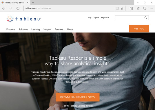 How to Download and Install Tableau Reader - dummies