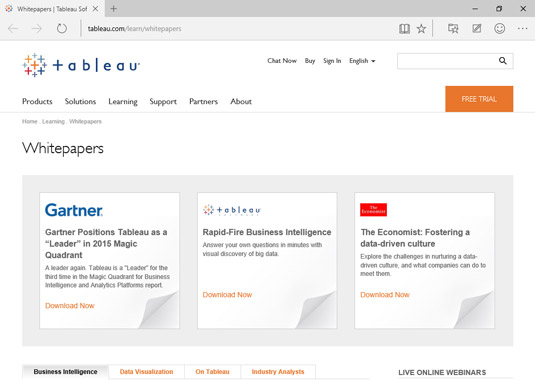 "<b/></noscript><i><b><i>Tableau offers great white papers here.</i></b></i>"" width=""535″/> <div class="