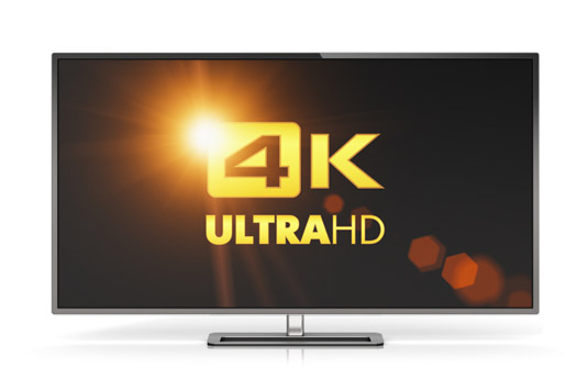 4K is the ultimate choice for crystal-clear clarity. [Credit: ©iStockphoto.com/scanrail]