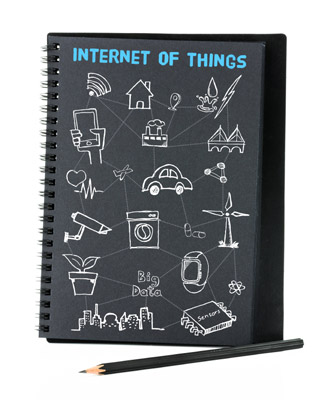 "Welcome to the ""Internet of Things."" [Credit: ©iStockphoto.com/Weedezign]"