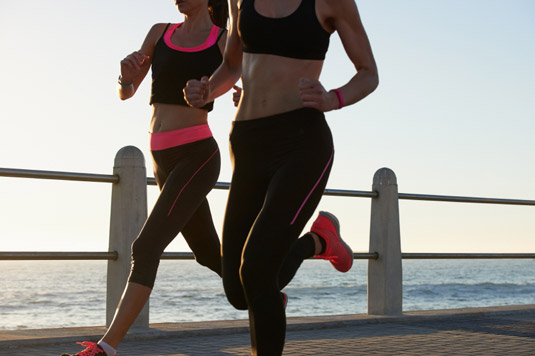 Track all things fitness with the Under Armour HealthBox. [Credit: ©iStockphoto.com/ondine32]