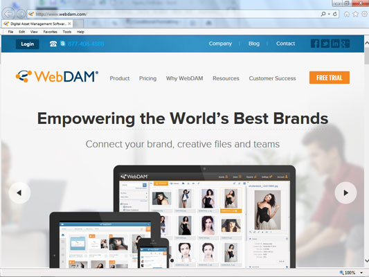 3 Digital Asset Management Tools to Brand Assets Online