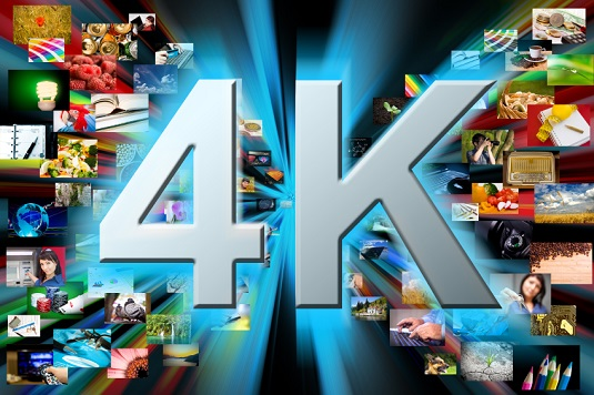 Are you ready for 4K? [Credit: ©iStock/scyther5]