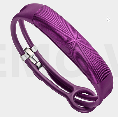The Jawbone UP2 does not make you compromise your style in the pursuit of fitness. [Credit: Image c