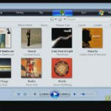 Burning a CD on Windows Media Player.
