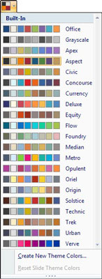 You can apply the Opulent theme, but use the Verve color scheme.