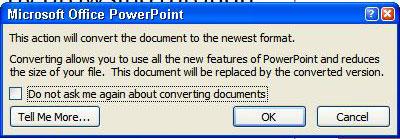 powerpoint 97-2003 gratuit