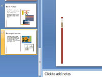 How to apply a powerpoint 2007 template to an existing select the last slide in your presentation toneelgroepblik Image collections