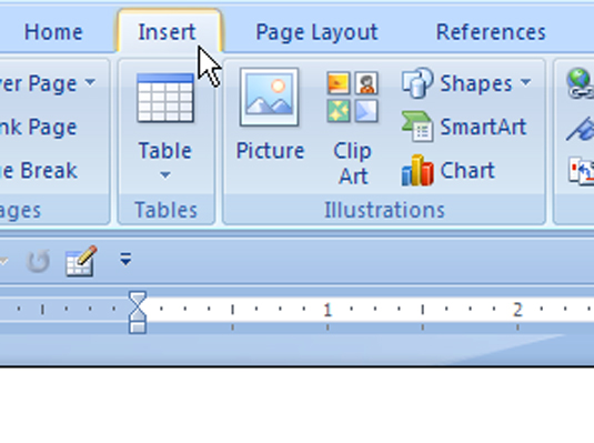How to insert page numbers in word 2007 dummies ccuart Choice Image