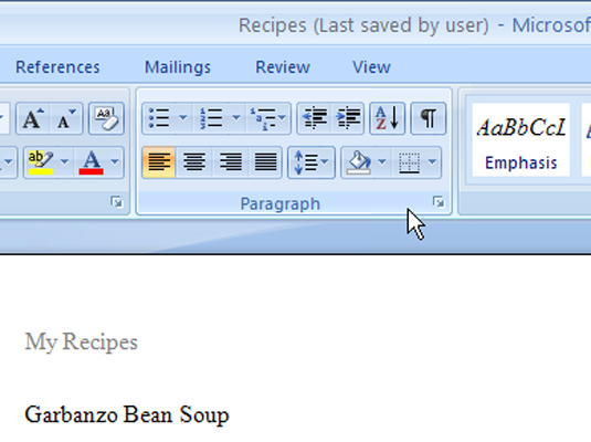how to automatically repeat word
