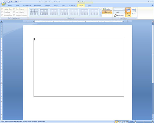 Drawing Lines In Word Mac : How to draw a table line by in word dummies