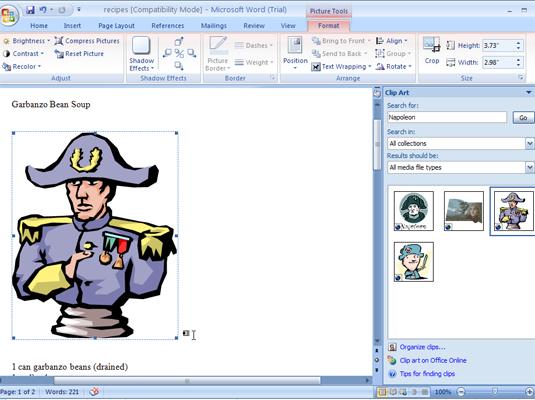clip art microsoft word mac - photo #37