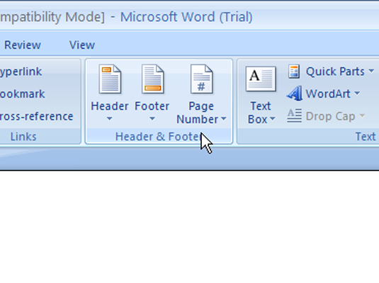 how to make one page landscape in word mac 2008