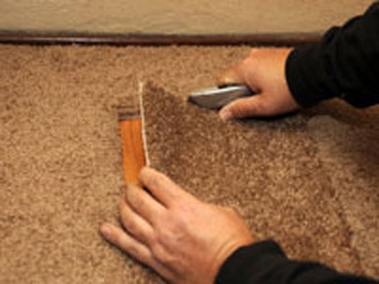 Fixing Holes In Carpets Dummies