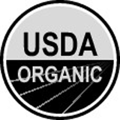 The USDA's seal confirms that a product is organic according to its standards.