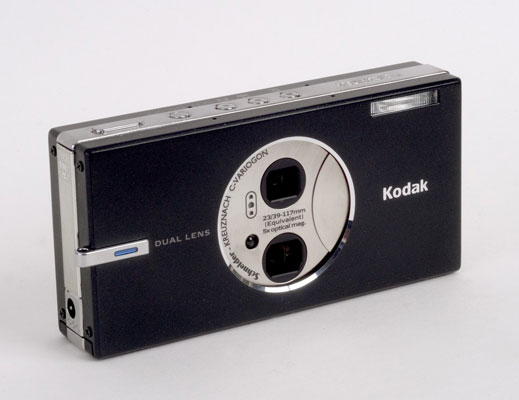 Use point-and-shoot cameras for simple picture taking.