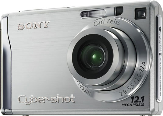Many point-and-shoot digital cameras offer surprising power in a small package.