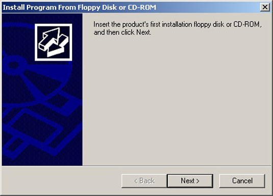 How to Install Software in Windows XP - dummies