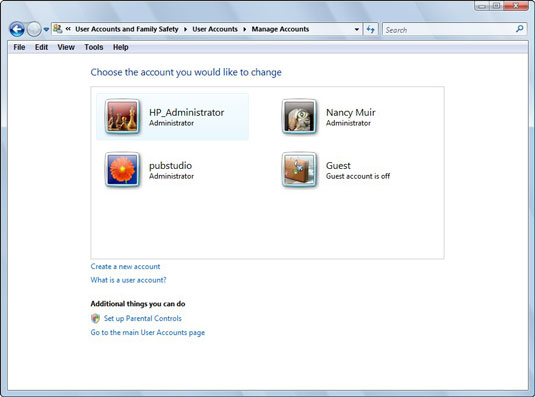 how to create svn user in windows