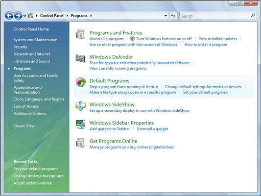 how to factory set windows xp