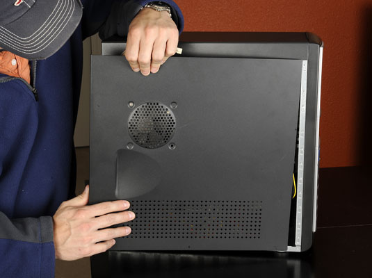 How To Close Your Pc S Console Case Dummies