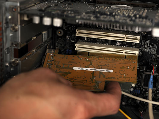 The Types of PC Expansion Slots - dummies