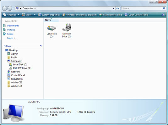 How to Eject a Disc from Your PC - dummies