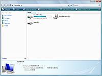 Open Windows Explorer window.