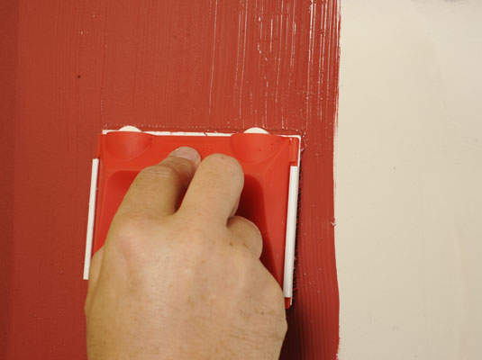 how to fix large cracks in walls