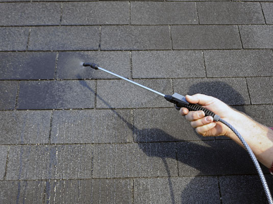 How To Clean Roof Shingles Dummies