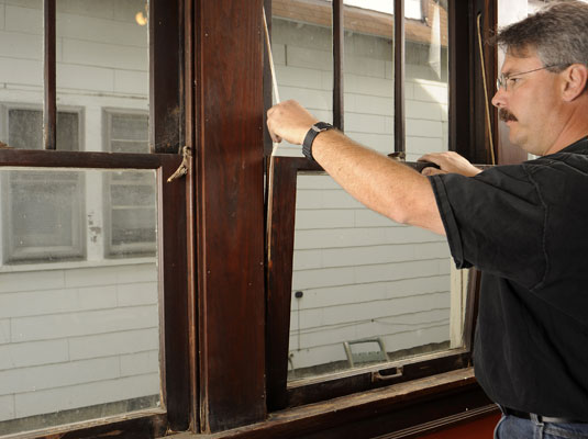 How to Repair or Replace Window Sash Cords dummies