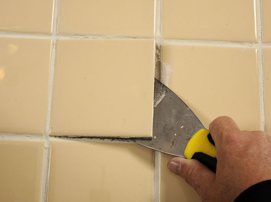 Bathroom Tiles Loose how to fix loose ceramic floor tiles - dummies