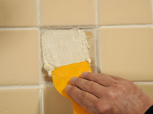 How to fix loose ceramic floor tiles
