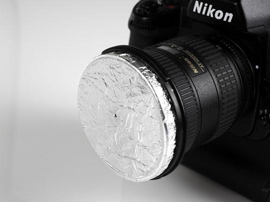 Attach Your New Pinhole Lens To Camera