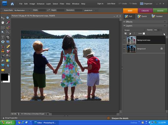 how to fix underexposed photos