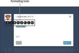 Tumblr formatting tools