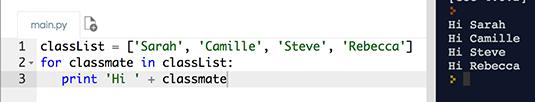 kidscode-names