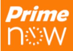 Amazon Prime Now's logo