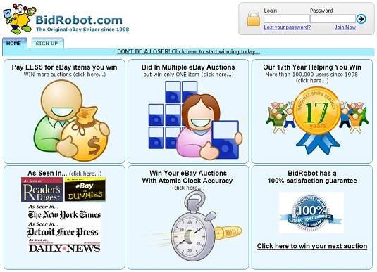 BidRobot