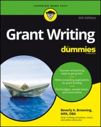 Dissertation writing grant dummies 6th edition