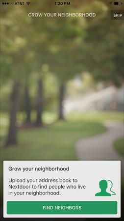 Nextdoorneighbors