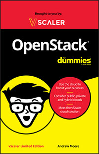 OpenStack For Dummies, vScaler Special Edition