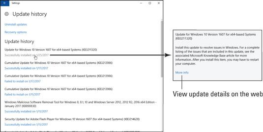 Keep Windows Up-to-Date with Windows Updates - dummies