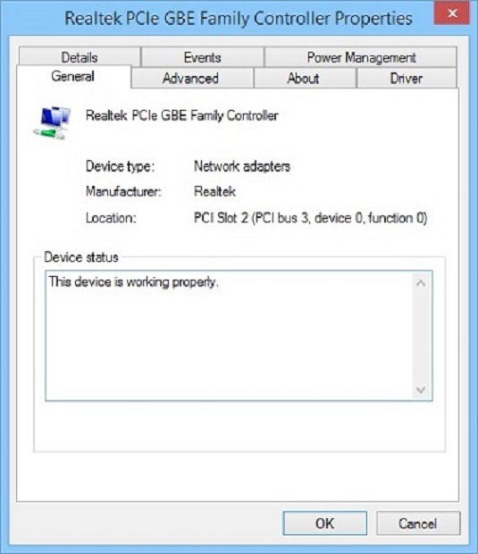 Configuring Network Connections for Windows 10 - dummies