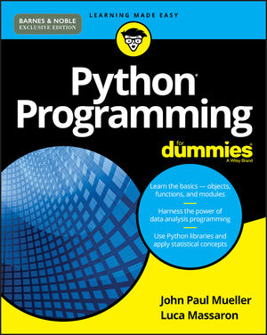 Python Programming For Dummies
