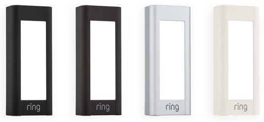 Get enhanced functionality with the Ring Doorbell Pro.
