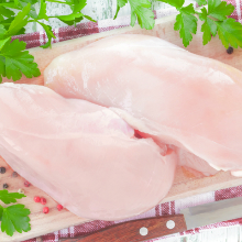 Chicken breasts.